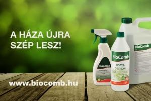 BioComb webáruház